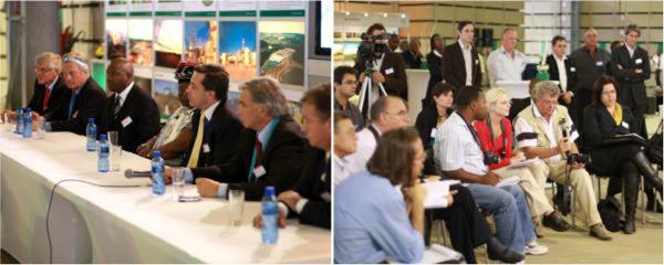 company conference