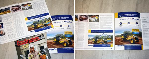 print ad campaign