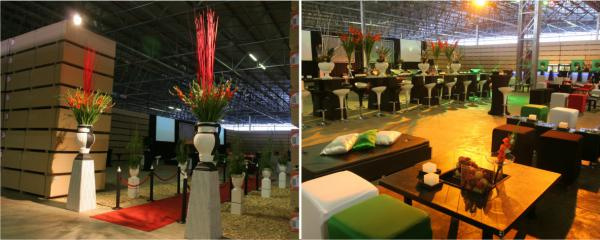 factory opening event organising and design