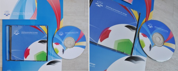 corporate DVD production