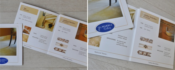 product leaflet design and print