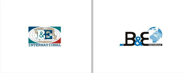 corporate logo modernising and design