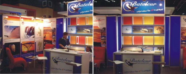 expo stand design and construction