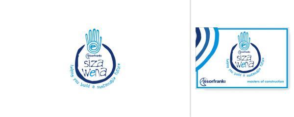 Corporate Social Initiative logo design