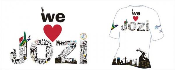 JP Morgan Challenge T-shirt design
