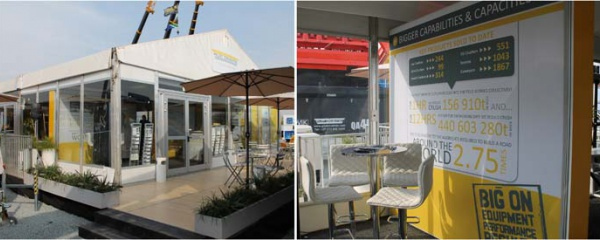 expo stand design and construction 2
