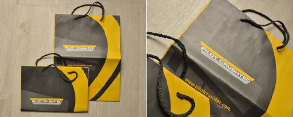 promotional bag design and production