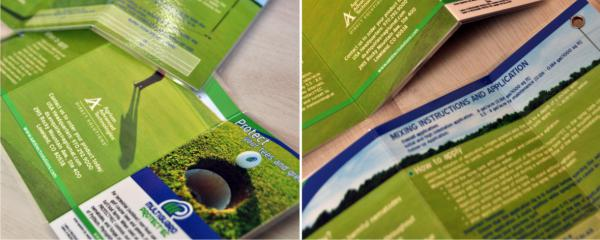 promotional product brochure design and print