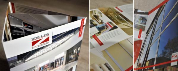 company brochure design and print